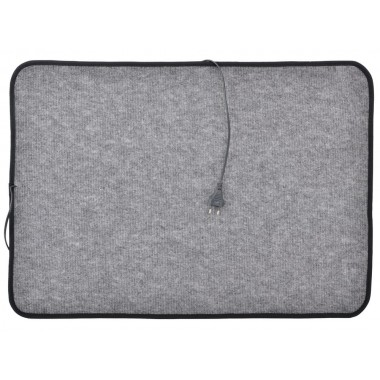 Инфракрасный греющий коврик STEM Energy 86x56 см серый