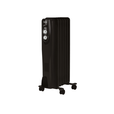Радиатор масляный Ballu BOH/CL-07BRN black