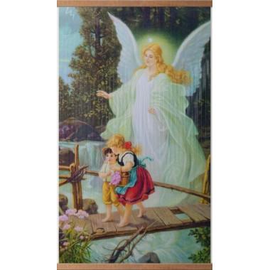 Настенный пленочный обогреватель Домашний очаг Ангел-хранитель