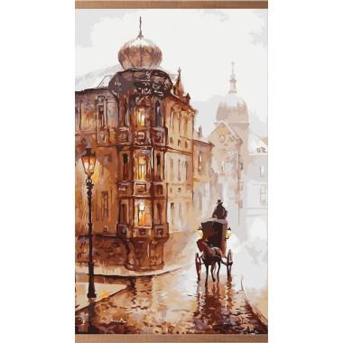 Настенный пленочный обогреватель Домашний очаг Старая Прага