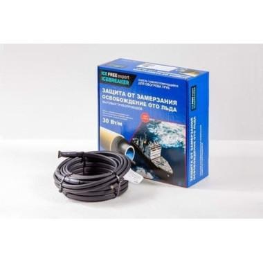 Саморегулирующий греющий кабель Теплый пол №1 Ice Free I-30 (2 метра)
