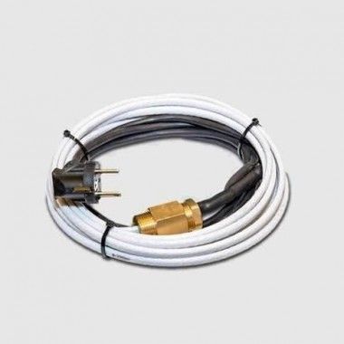 Саморегулирующий греющий кабель Decker DEC 15 Wt 6 м