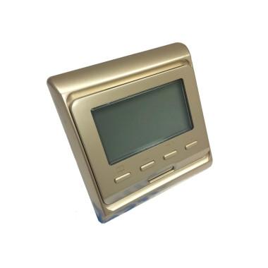 Терморегулятор Е51 золото