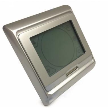 Терморегулятор Е91 серебро