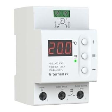 Терморегулятор TERNEO RK 32А