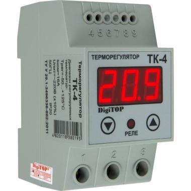 Терморегулятор DigiTOP TK-4